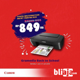 Canon Back to School