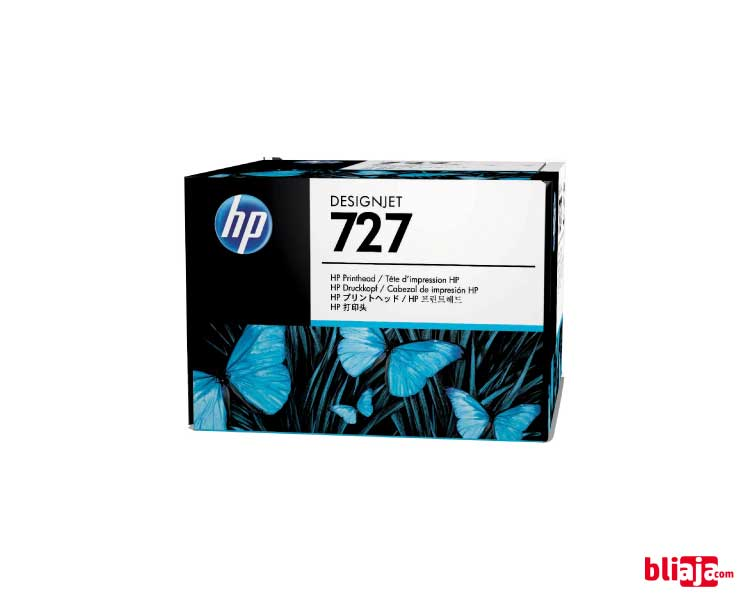 HP 727 DesignJet Printhead [6 Colours]