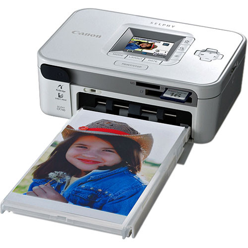 Canon Direct Photo Printer CP740