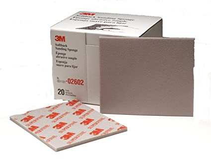 3M Medium Amplas Sponge Box