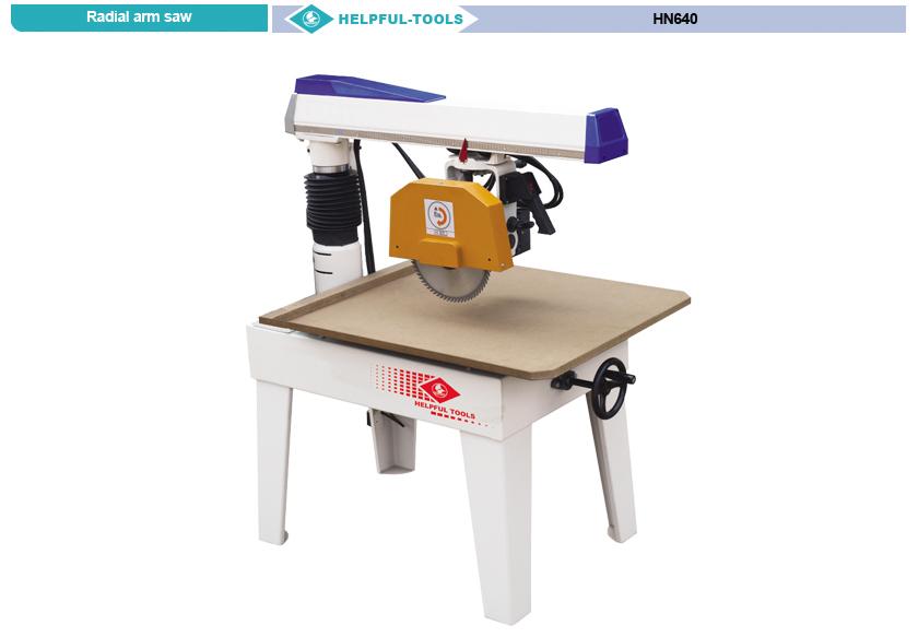 Radial Arm SawHN640