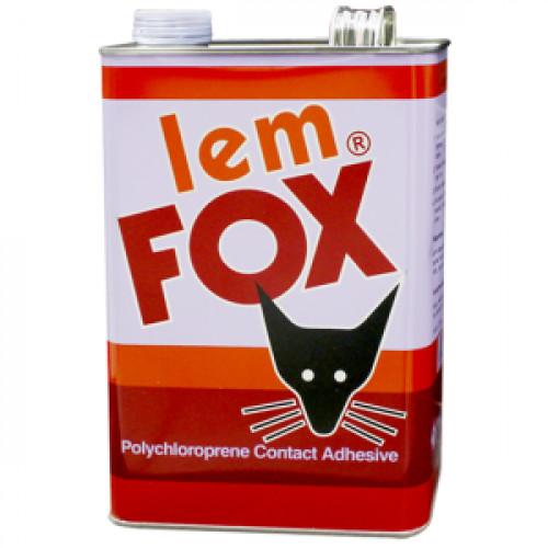 Fox Merah 2.5 Kg - Lem Serbaguna