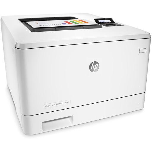 HP LaserJet Pro 400 Color M452 SFP