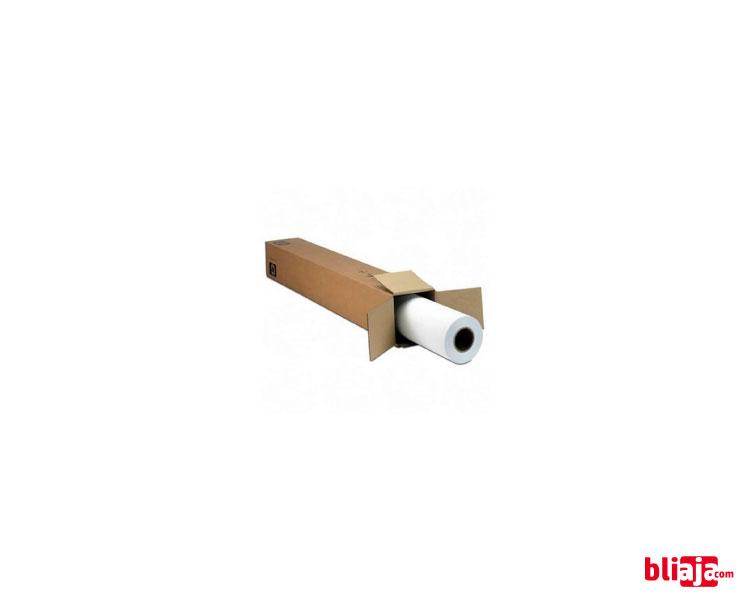 """HVS Bright White Paper 36"""" x 50m - 100 gram Paper Map"""
