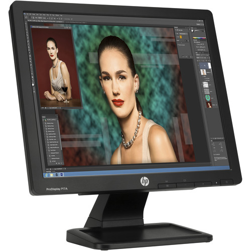 HP ProDisplay P17A 17in LED
