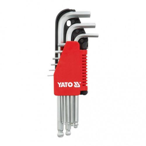 Yato Hex key set YT-5877