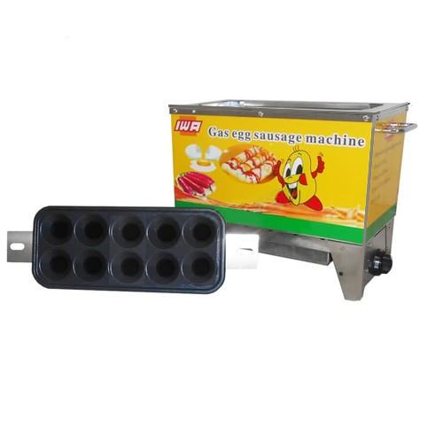 IWA Gas Egg Sausage / Mesin Pembuat Sosis Telur