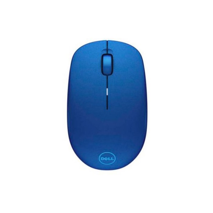 DELL MOUSE OPTICAL WIRELESS WM126 BLUE