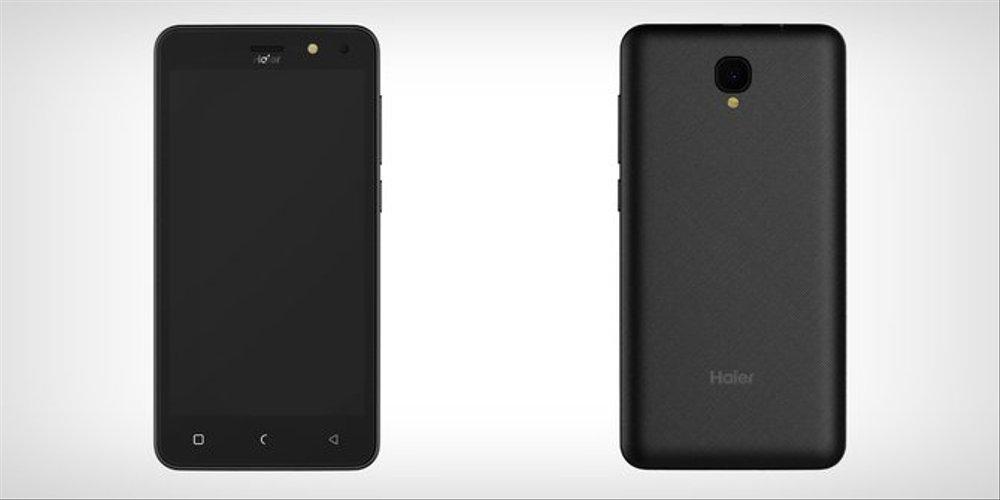 HAIER SMARTPHONE G51 BLACK