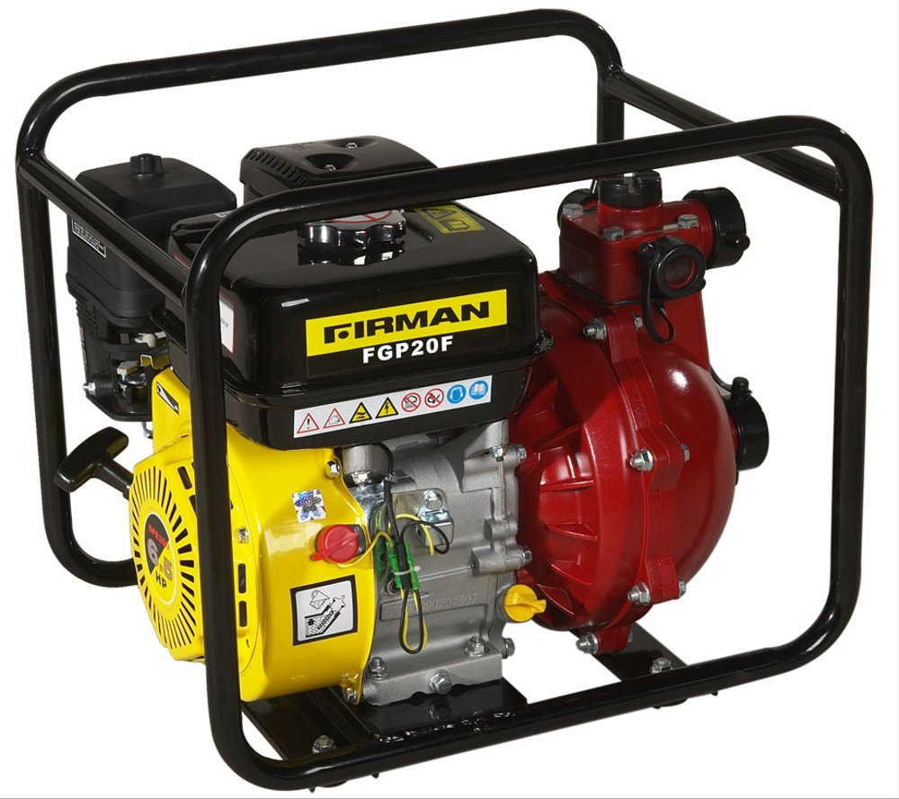 Firman FGP20F Pompa Pemadam Kebakaran