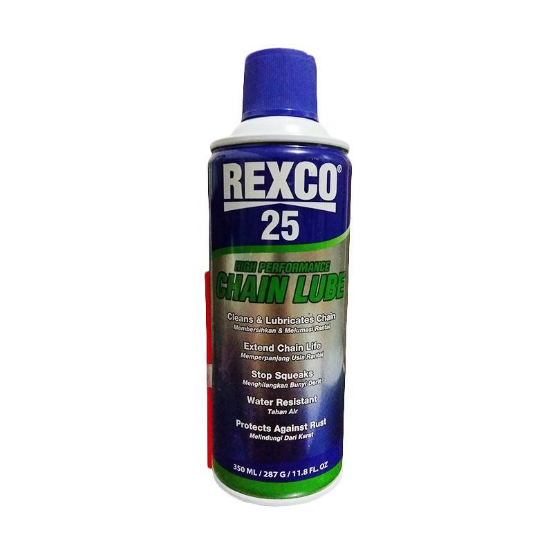 Rexco Chain Lube 25 - 350 ML / 287 G Pelumas Anti Karat