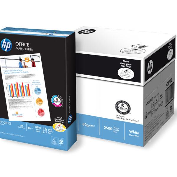 HP Paper 80gsm A4