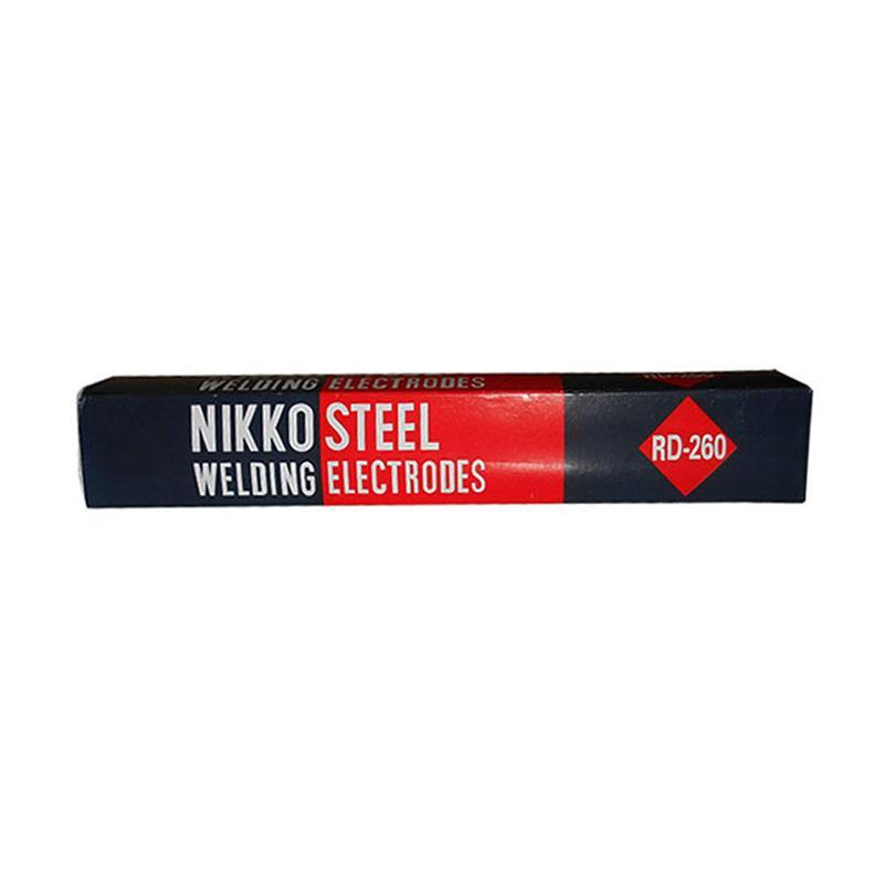 Nikko Steel RD260 - 4.0 mm - 5 kg Kawat Las Elektroda