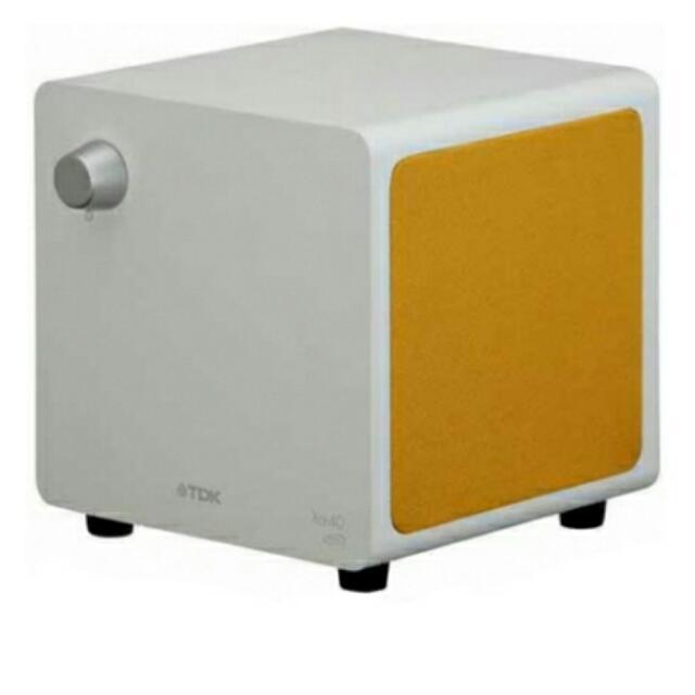 TDK Tremor Speaker XA40 Orange