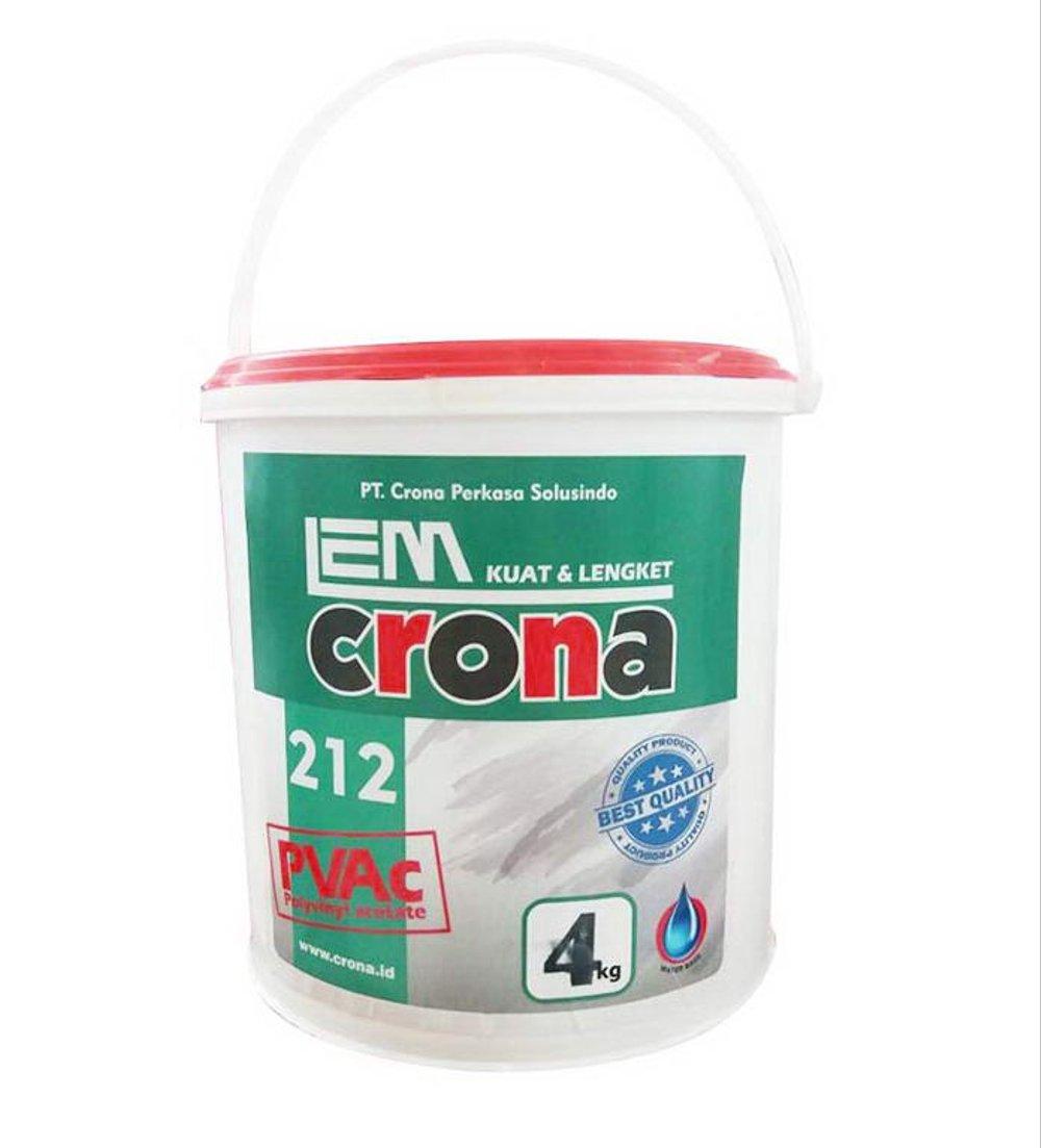 Crona 212 - 4 Kg Lem PVAc