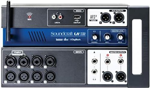 SOUNDCRAFT - Ui - Ui 12 Digital Mixer EU
