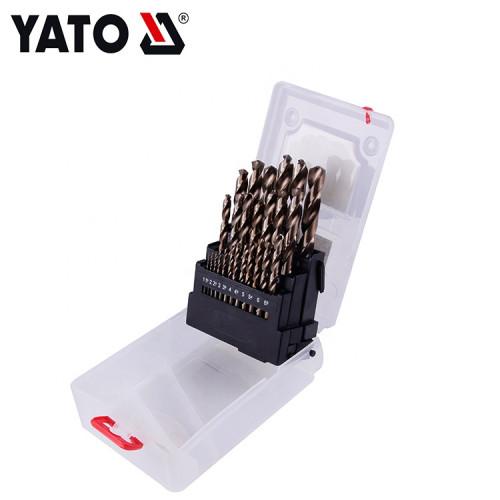 Yato Twist drill set YT-41605