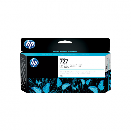 HP 727 Designjet Ink Cartridge - 300 ml Photo Black