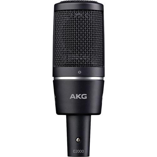 AKG - Wired Mics - C2000 CONDENSER MICROPHONE