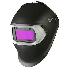 3M Speedglas Black 100V Topeng Las Otomatis