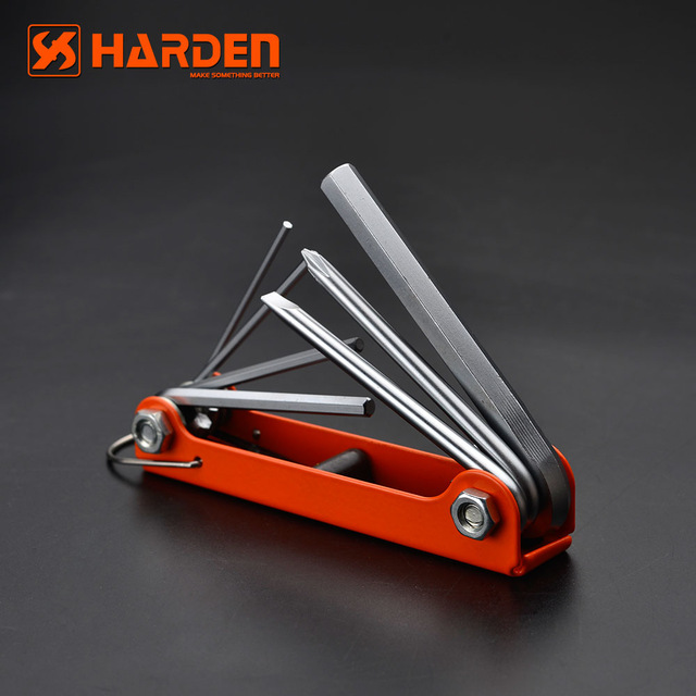 7 IN 1 Hex Key Wrench 540610