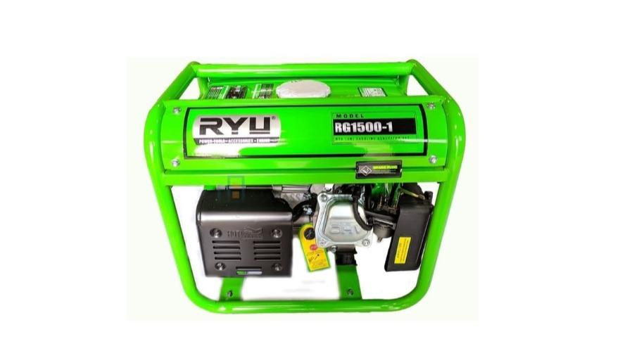 Tekiro Ryu RG3800-1 Genset 2.5KVA (Generator Set)