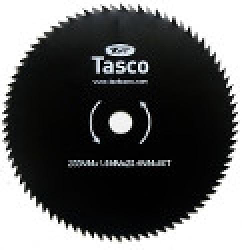 "Tasco Circular 10"" x 80T - Standard Pisau Mesin Potong Rumput Engine"