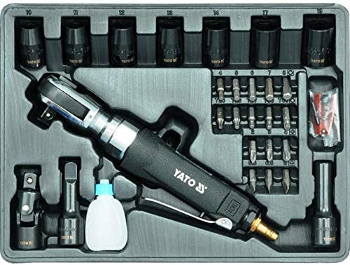 Yato Ratchet wrench kit YT-0982