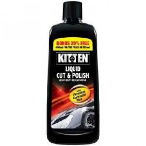 CRC 450 ML - Kitten Wax Liquid Cut and Polish