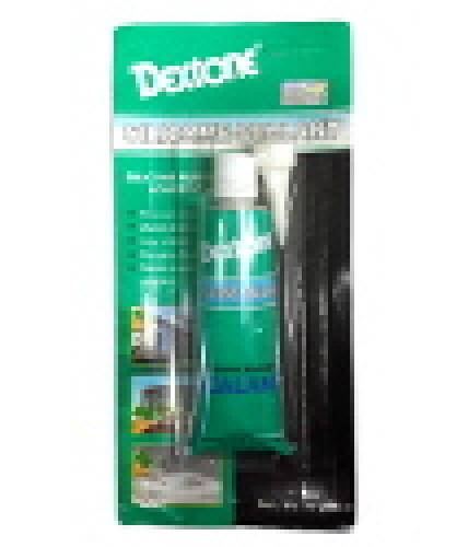 Dextone Bening - untuk Kaca - 70gr Lem Silikon Sealant