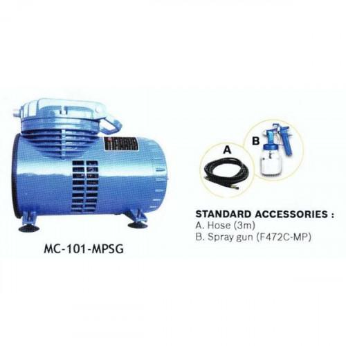 Multipro MC101-MPSG Compressor Udara Mini Set