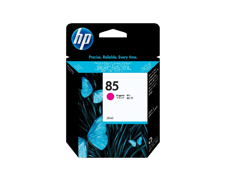 HP 85 Designjet Ink Cartridge - 28ml Magenta