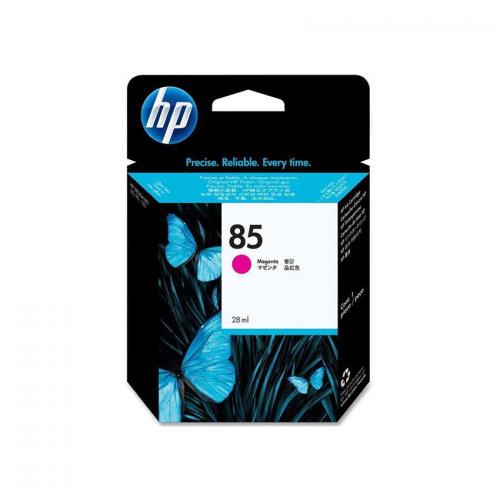 HP 85 Designjet Ink Cartridge - 28ml Magenta