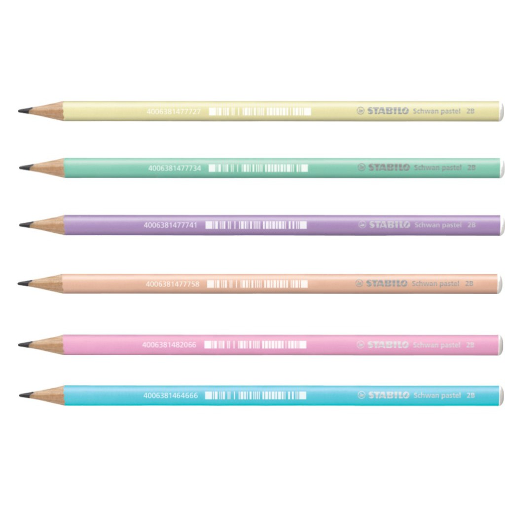 Stabilo Schwan Pencil Pastel Blue