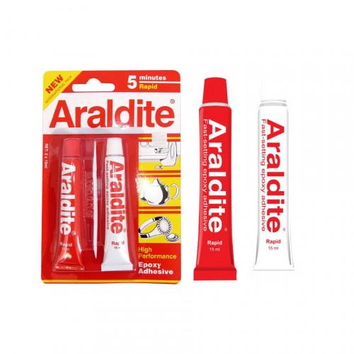 Araldite Rapid - 5 Minutes Lem Epoxy
