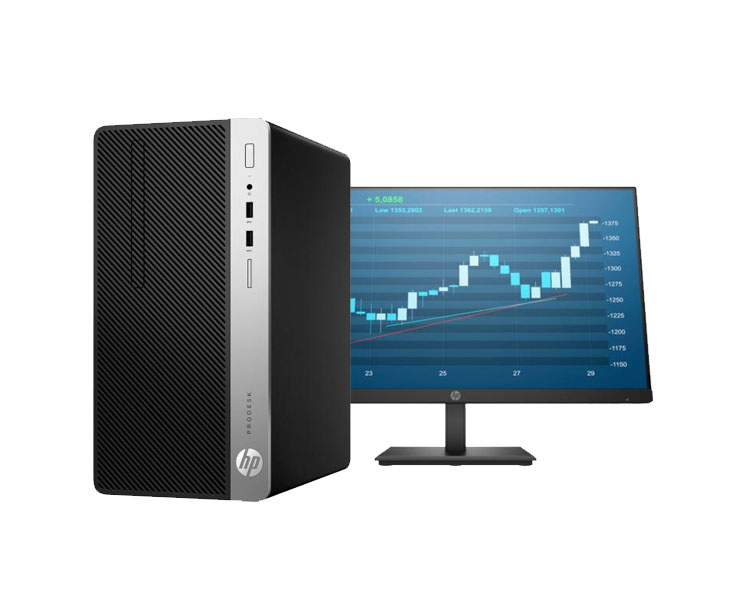HP ProDesk 400 G6 Micro Tower Core i7