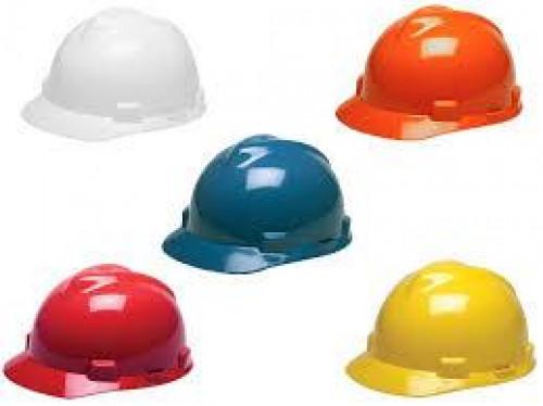 Safety Helmet Warna Warni MSA