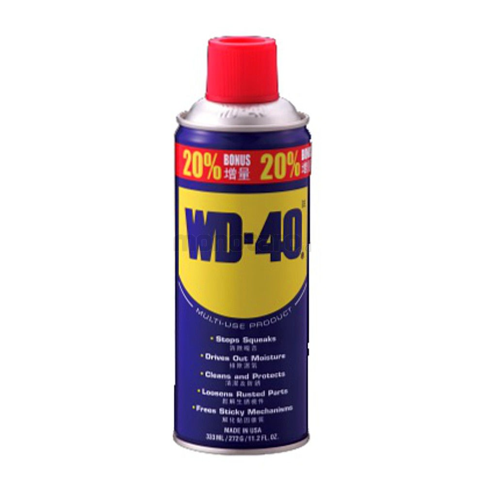 WD40 333ml / 11.2 Fl Oz Pelumas Anti Karat