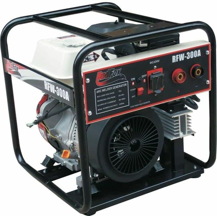 RedFox RFW-300A Mesin Las Generator
