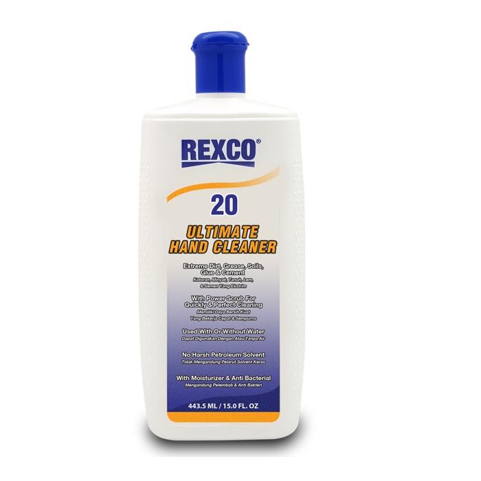 Rexco 20 Ultimate Pembersih Tangan / Hand Cleaner