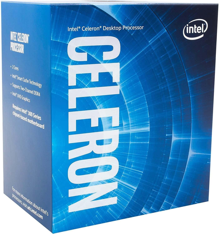Prosesor Intel Celeron G4930