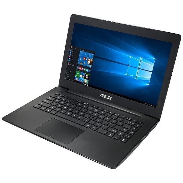 "Asus X453SA-WX001D Intel Celeron N3050 2GB-500GB DOS 14"" BLACK"