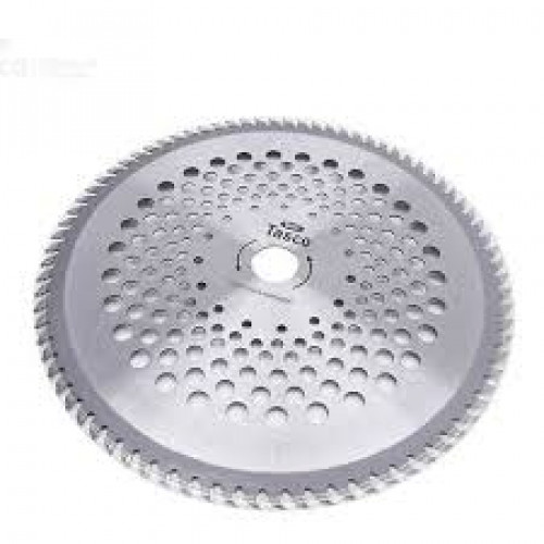 "Tasco Circular 10"" x 80T - Stainless Steel Pisau Mesin Potong Rumput Engine"