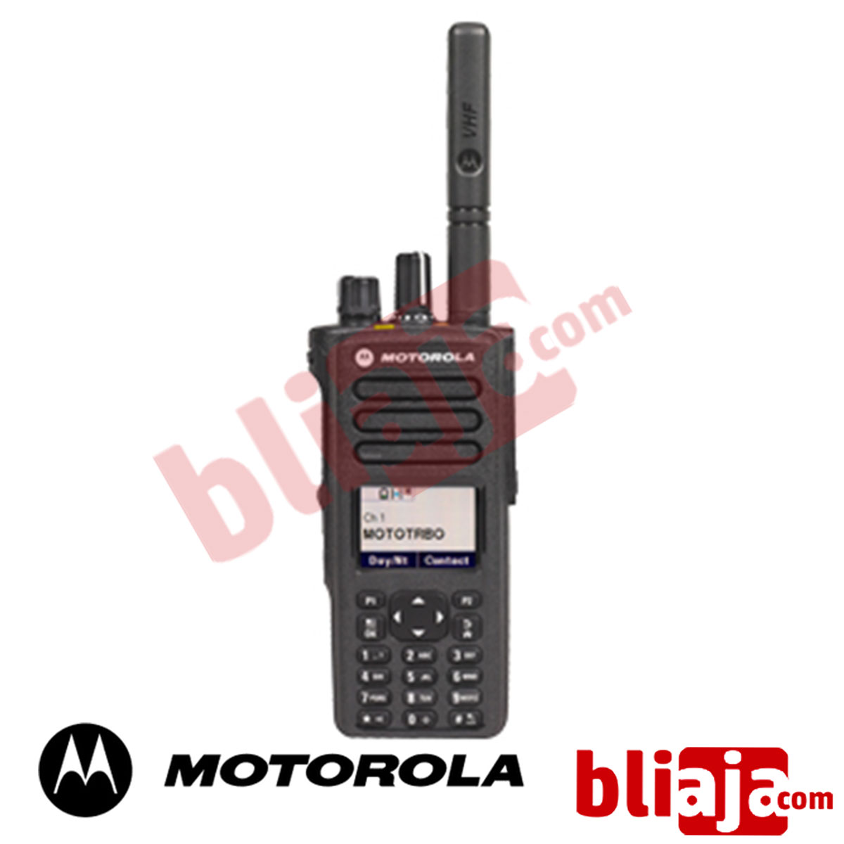 Motorola XiR P8660i TIA 350-400MHz  4W