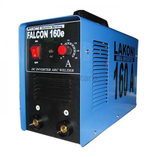 Lakoni Falcon 160e Mesin Trafo Las MMA - Inverter