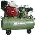 Swan 1/4HP - Honda GX160 Compressor Belt Engine