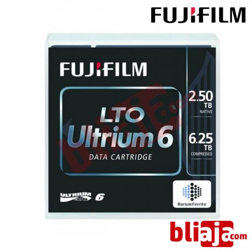 FujiFilm FUJI ULTRIUM-6 DATA CARTRIDGE 2.5TB