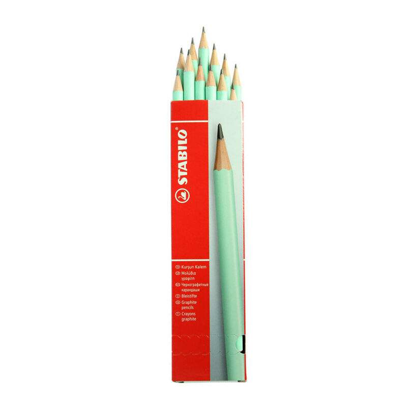 Stabilo Schwan Pencil Pastel Green