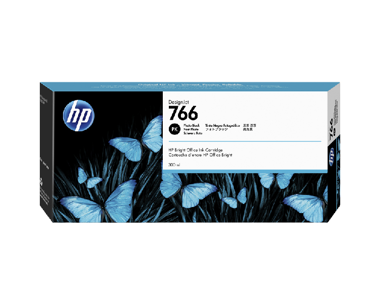 HP 766 300ml Photo Black