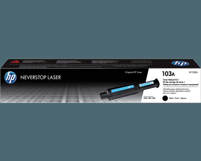 HP 103AD 2Pack Blk Toner Reload Kit